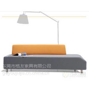 格友家具供应简约布艺休闲沙发,高档沙发厂家