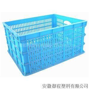 供应湖北、武汉、襄樊、宜昌、荆门、咸宁纯料塑料周转箱