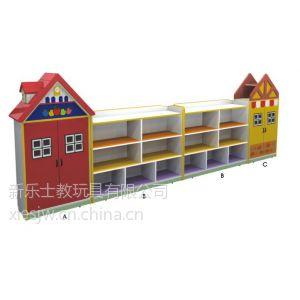 供应幼儿园家具系列供应儿童组合柜可拆装式玩具储物架幼儿园玩具柜收纳柜书包柜
