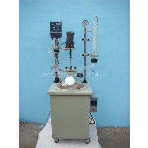 供应多功能单层玻璃反应釜