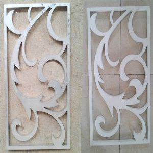 供应白色镂空雕花不锈钢屏风 镜面钛金不锈钢屏风 玫瑰金中式不锈钢屏风