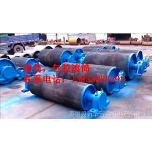 输送机设备配件 高品质传动滚筒皮带输送机滚筒皮带输送机滚筒包胶质量可靠