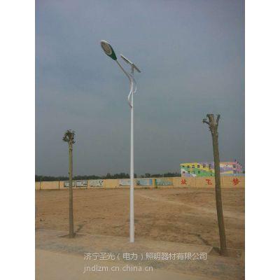 济宁6米新农村太阳能路灯