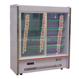 供应立式点菜柜、蔬菜水果保鲜柜、冷藏展示柜