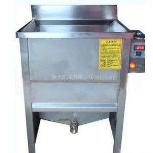 供应电加热型油水混合油炸机