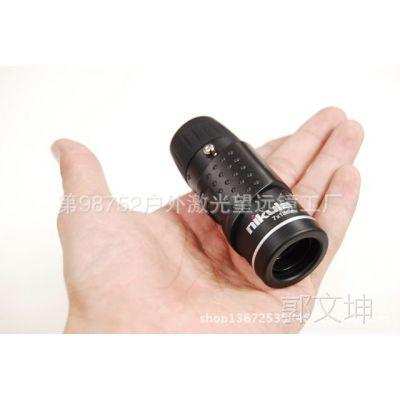 Nikula(立可达)7x18单筒望远镜 迷你便携式微光可夜视
