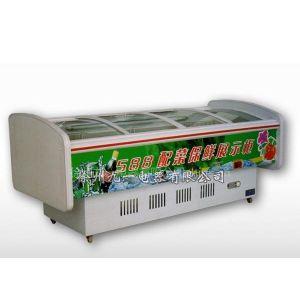 供应烧烤保鲜柜 保鲜展示柜 豆制品展示柜 冷藏展示柜