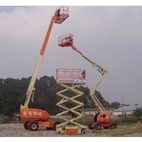 供应宝鸡高空作业车出租JLG直臂36米1200进口高空车出租