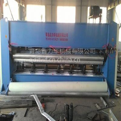 供应鑫力华XLH185高产单锡林双道夫梳理机