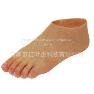 供应仿真人体假肢义脚用硅胶