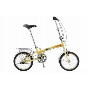 供应捷安特 2013 哈佛/HALFWAY6.0N3 男女款铝合金16寸变速折叠自行车