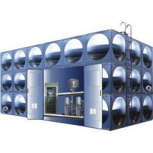 智能化箱式泵站 箱式无负压变频供水设备