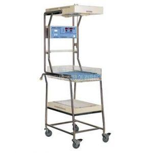 供应婴儿辐射保暖台/婴儿辐射保温台/新生儿抢救台(国产)RS-232接口/不锈钢