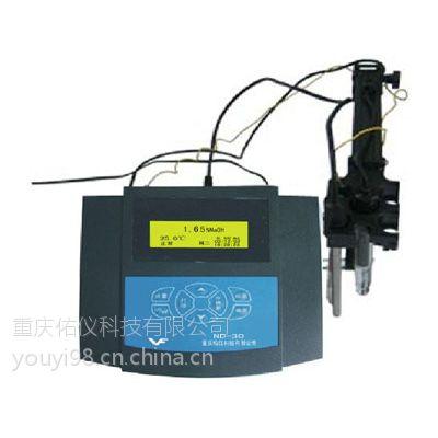供应ND-30AS中文显示工业实验室手持台式酸浓度计优质产品