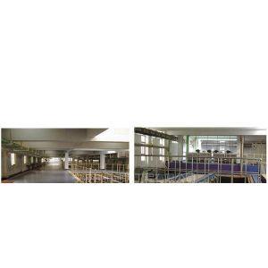 宁波建恒重防腐厚膜型地坪工程