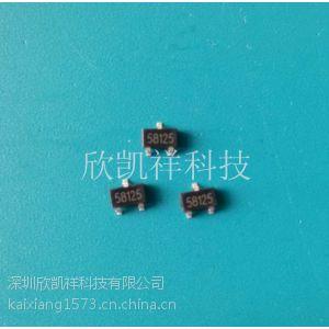 供应高温磁控开关 卷发器霍尔三极管DH258