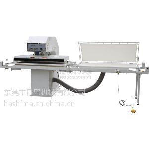 供应羽岛HASHIMA HP-512A平型自动粘合机 转印机