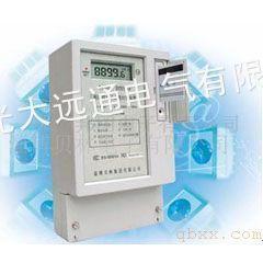 供应一表多卡机井电表
