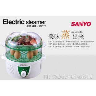 Sanyo/三洋 电蒸笼 ESJ-JH7040 两层豪华 家用电蒸锅电蒸笼