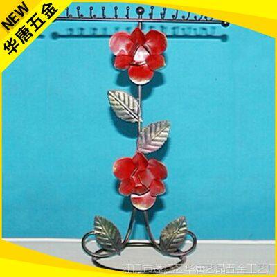专业定制 花朵创意首饰架 饰品店用首饰架