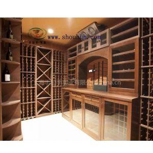 供应上海酒窖定做