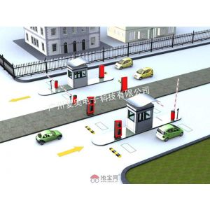 供应提供停车场系统