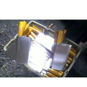 HX板手透热锻打成型设备/手工工具透热成型设备=华