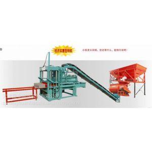供应天津全自动制砖机设备 压砖机设备JF-ZY1500C