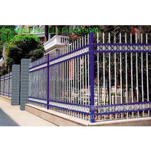 供应锌钢护栏/铁艺围栏/阳台栏杆闫玉