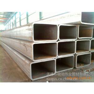 供应Q345B厚壁无缝方管¥16mn大口径薄壁矩形管现货