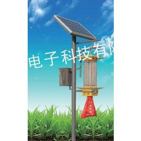 供应南京太阳能杀虫灯冠九科技生产、太阳能LED杀虫灯