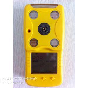 供应西安便携式四合一气体检测仪13772489292哪里有卖四合一气体检测仪
