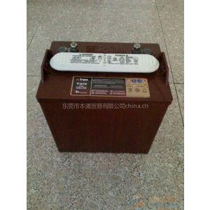 供应TROJAN 6V 电池