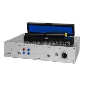 供应咪头喇叭测试仪,曲线测试,麦克风,SPL曲线电声测试仪,daas4p