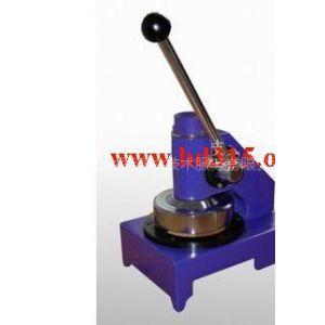 供应纸张定量取样器(国产)     型号:XB43M111209