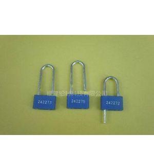 供应塑料挂锁 电水表箱挂锁 集装箱挂锁(封条)