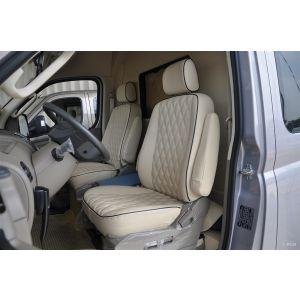 华誉房车大通v80座椅改装,专业改装大通v80汽车座椅
