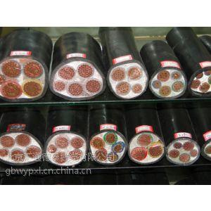供应YJV4*25加1*16 国标交联电缆 朝阳牌电力电缆 五芯动力电缆