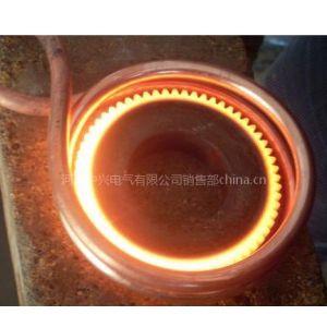 齿轮、轴、棒料等的焊接、淬火、透热设备