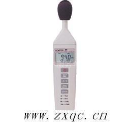 供应数字声压计/噪音计 型号:JZG-CENTER329