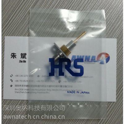 代理日本HRS品牌MS-180-HRMJ-1射频头