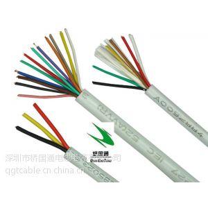 供应南昌市12芯RVV12*0.12智能楼宇布控线