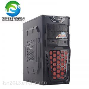 供应游戏悍将专用高端台式机箱 电脑USB3.0/倒置/背线/个性机箱 机箱专售