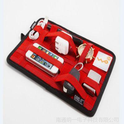 【质量】数码全能收纳板内胆整理包包中包厂家直销COCOON