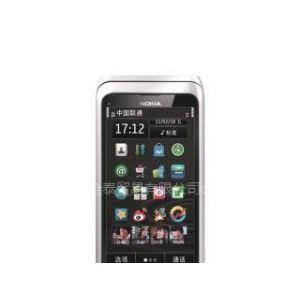 供应诺基亚(NOKIA)E7-00 3G 手机(银白色),HDMI高清输出