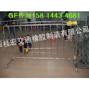 供应深圳不锈钢护栏价格 不锈钢铁码厂家 深圳铁马说明