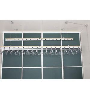供应深圳市好太太晾衣架,隐形防护网,防蚊纱窗