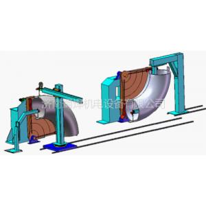 供应弯管自动焊接设备,弯头自动焊设备