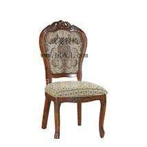 供应威菱豪华实木餐椅
