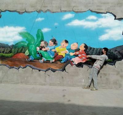 供应南昌背景墙壁画彩绘手绘———联系方式及价格
